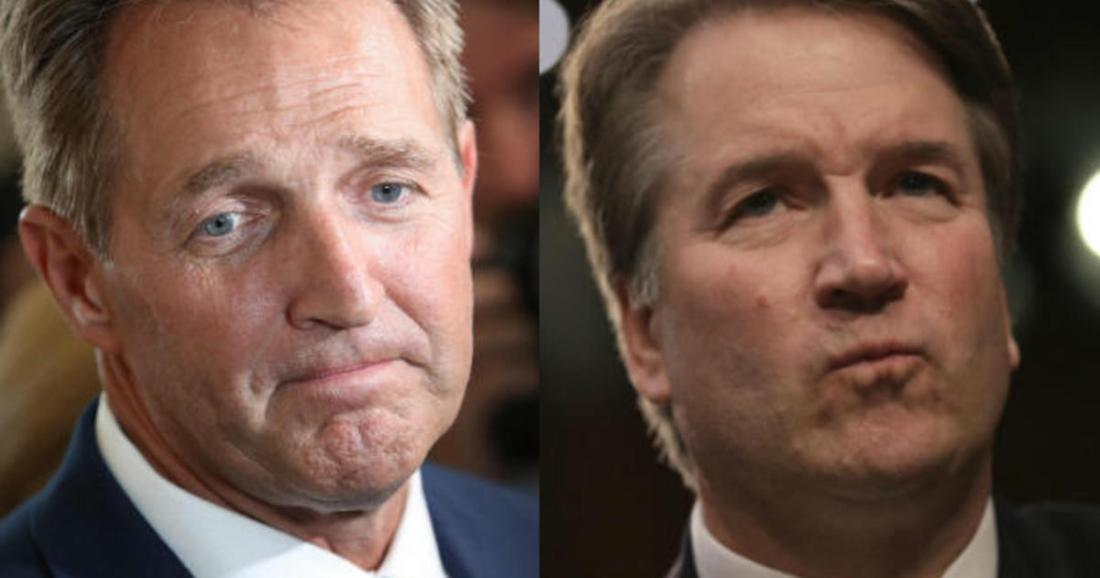 Jeff Flake Forces Delay!