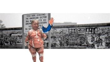 The Berlin Wall of Shame is a mistake that should remain unrepeated.