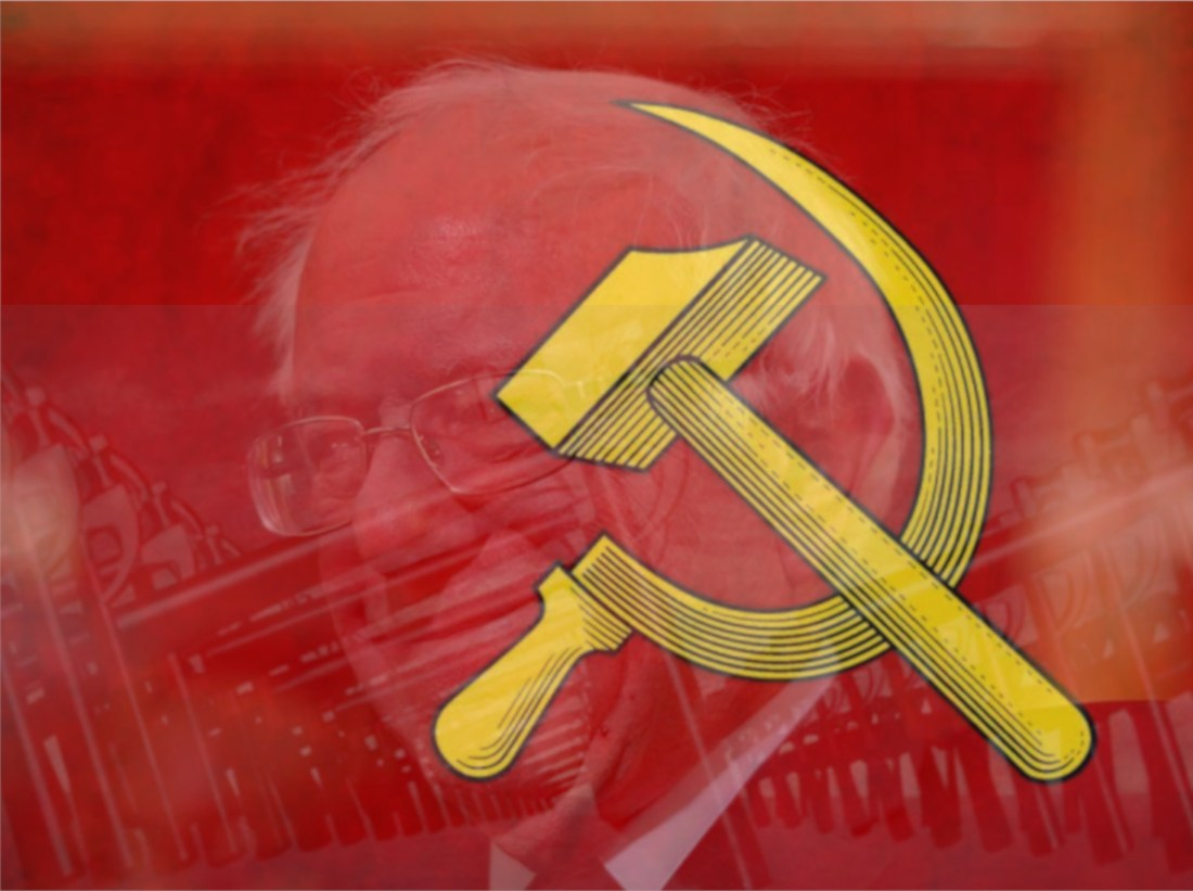 Bernie's Soviet Honeymoon