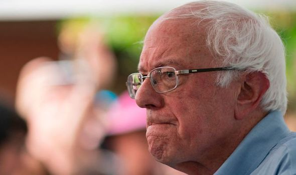 Sanders Suffers Chest Pains, Cancels Events- Get Well, Bernie.