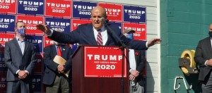 Giuliani To Get Back His Law License
