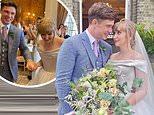 Ed Gamble MARRIED! Comedian weds fiancée Charlie Jamison at lavish estate after postponing big day