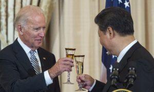 Biden Tells China's Xi: Both Nations Mustn't 'Veer Into Conflict'