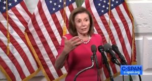 "Pelosi Calls Joe Biden's ""Build Back Better"" the ""Obama Agenda"" (VIDEO)Cristina Laila"
