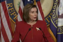 Pelosi Condemns 'the Defecation' at the Capitol on January 6
