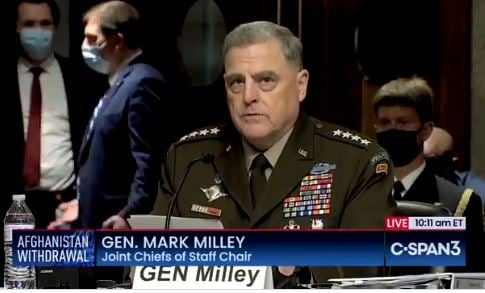 Treasonous Rat Mark Milley Justifies His Secret Calls to Communist China Promising He Would Warn Them of Possible Attack