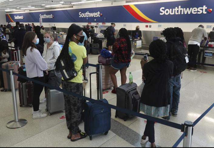 FREEDOM FLU CONTINUES — Hundreds More Southwest Flights Canceled