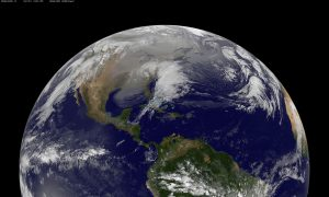NASA Satellite Data Support 'Shockingly Large' Carbon Dioxide Fertilization Effect: Study