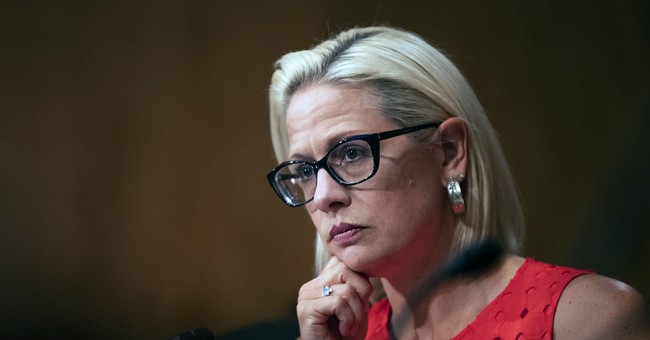 Hardball: Sinema tells House Dems she won't vote for reconciliation until Pelosi passes the bipartisan infrastructure bill