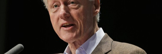 Bill Clinton admitted to hospital due to infection