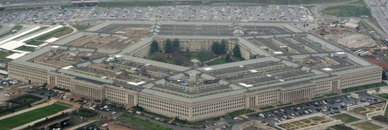 Pentagon police discover 'suspicious object' in parking lot, all-clear given