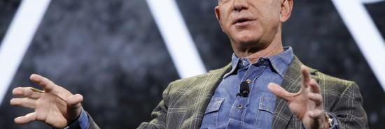 Hundreds of Amazon and Google employees sign anonymous letter opposing deal with Israel
