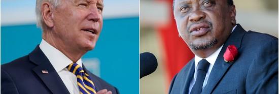 White House defends Biden talks with Kenyan president after Pandora Papers leak