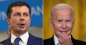 Revealed: Biden Has Allowed Transportation Sec. Pete Buttigieg to Take Months-Long Paid Leave as Crisis Rages