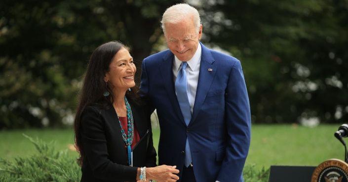 Biden Seizes Nearly 2 Million Acres in Blatant Federal Land Grab
