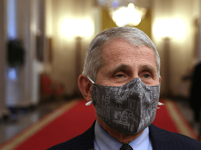 Poll: Most Americans Say Anthony Fauci Has Lost Credibility