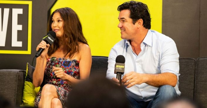 Dean Cain: Nothing 'Bold or Brave' In Making Superman Bisexual
