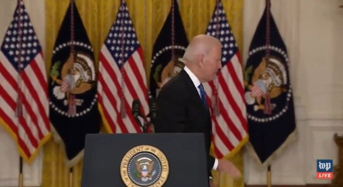 Joe Biden Ignores Reporters Asking if Christmas Packages will Arrive on Time (VIDEO)Cristina Laila
