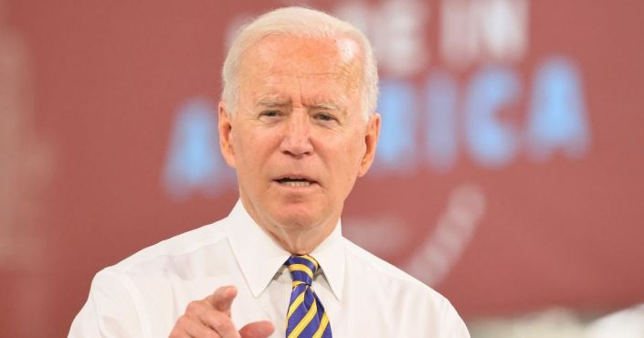 Biden's Inability to Deal with Supply Chain Clog Could Lead to Crying Children This Christmas