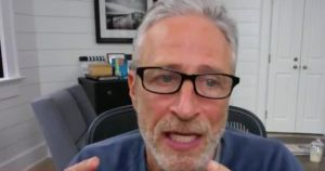 Notorious Liberal Jon Stewart Shocks Viewers – Tells CNN to Back Off of Trump