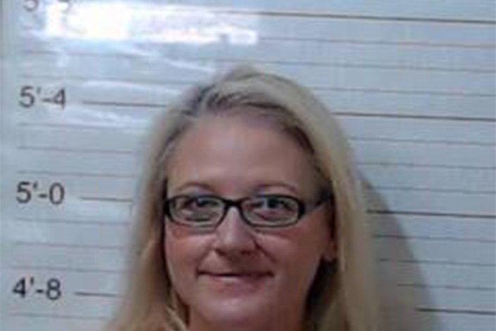 Alabama high school secretary charged with having sex with student