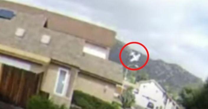 Watch: Plane Crashes Into Suburb, Demolishes Newlyweds Dream Home