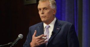 Today's deep question: Why are Democrats nationalizing McAuliffe's bumbling bid?