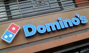 Domino's US Same-Store Sales Fall for First Time in a Decade as Demand Slows