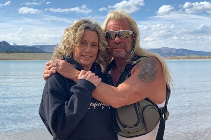 Dog the Bounty Hunter wants to find Brian Laundrie and resume honeymoon