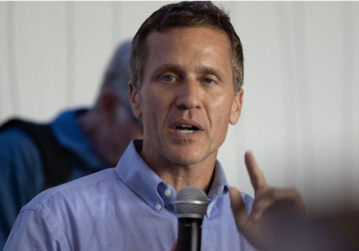 NO MORE RINOS: Pro-Trump Candidate Eric Greitens Takes Commanding Lead in Missouri Senate RaceJim Hoft