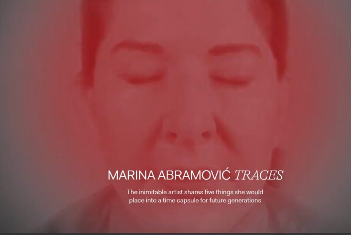 WeTransfer Promotes 'Spirit Cooking' Witch Marina Abramovic's 'Time Capsule'Alicia Powe