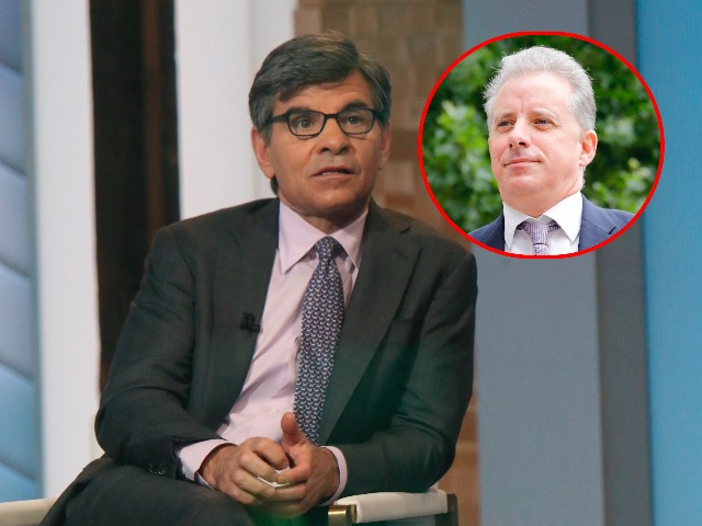 George Stephanopoulos Tries to Redeem 'Pee Dossier' Hoaxer in Debut Project of His ABC News/Disney Production Studio