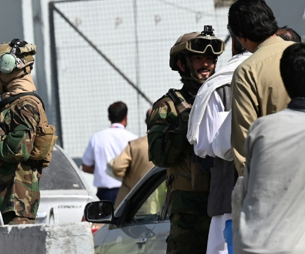 Air Force Report: Group of Five Planned to Hijack Afghan Evacuation Flight