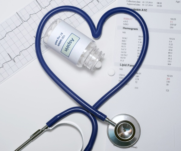 Advice Shifting on Aspirin Use for Preventing Heart Attacks