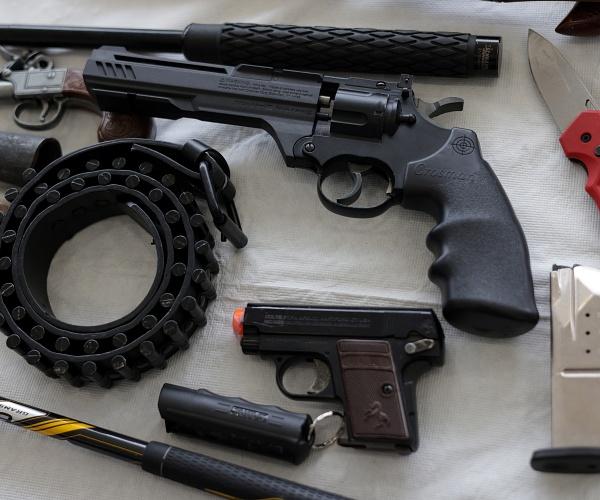 TSA Official: Guns, Unruly Passengers 'Huge Problem' at Airports