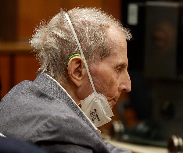 Real Estate Heir Robert Durst Sentenced to Life in Prison for California Murder