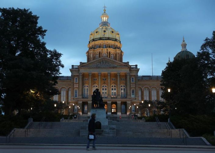 Republican flips Iowa state House seat controlled by Democrats for almost 30 years