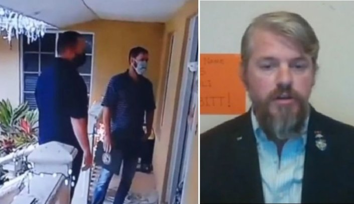 """""""Anyone Who Stands Up Against Their Agenda Will Be Taken Down"""" – Jan. 6 Political Prisoner Jeremy Brown Calls Gateway Pundit from Florida Jail — AUDIOJim Hoft"""