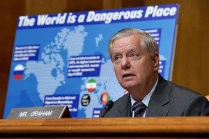 Sen. Lindsey Graham reacts to China missile test: 'God help us all'
