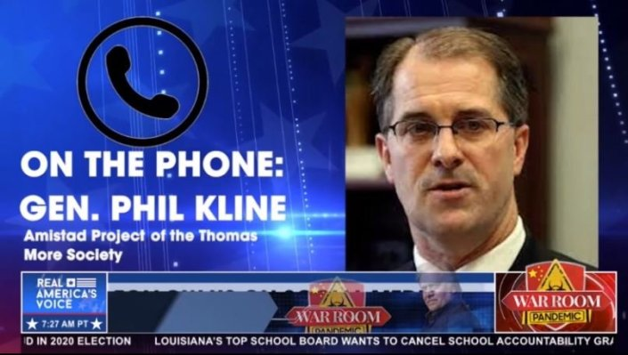 Phill Kline from Amistad Project Joins The War Room on Zuckerberg's Election Interference – Likely Illegal Practices (VIDEO)Jim Hoft