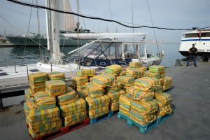 5 tons of cocaine worth $232 million seized by Portuguese authorities