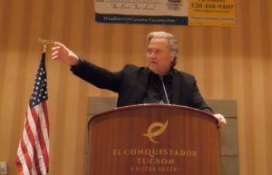 """""""Donald Trump's Victory in 2016 Was Providential… In 2020 Donald Trump Won a Bigger Victory"""" – Steve Bannon Ignites the GOP Crowd in Pima County (VIDEO)Jim Hoft"""