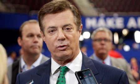 Paul Manafort says Benedict Arnold was not that bad.