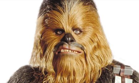 Sad wookie cosplayer keeps getting mistaken for a furry.