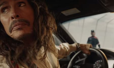 Steven Tyler drives for Uber.