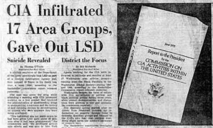 Resultado de imagen de CONTROL CIA