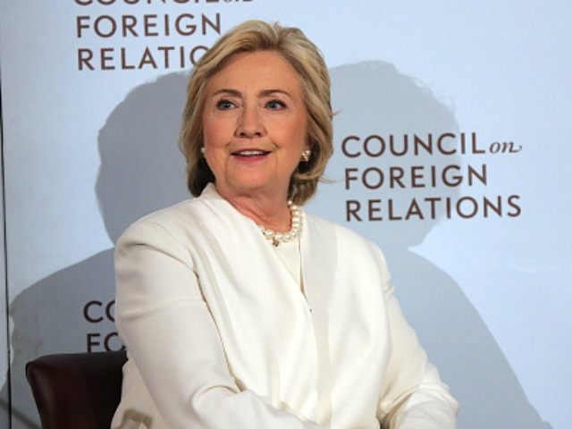 Hillary Clinton: A CFR Shill Beyond Compare