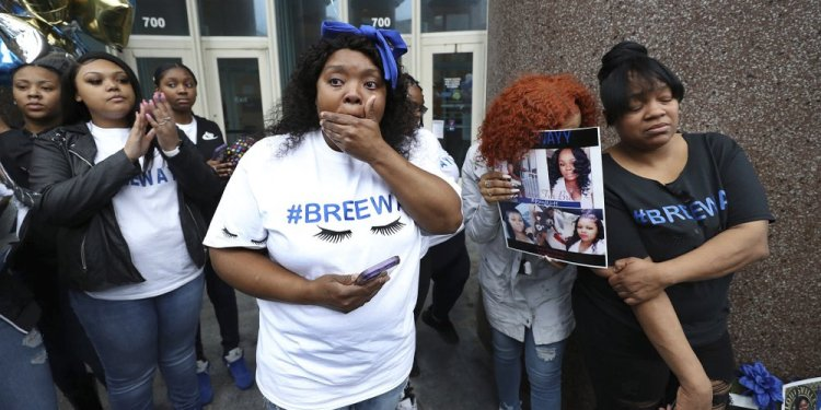 Living while black death Breonna Taylor
