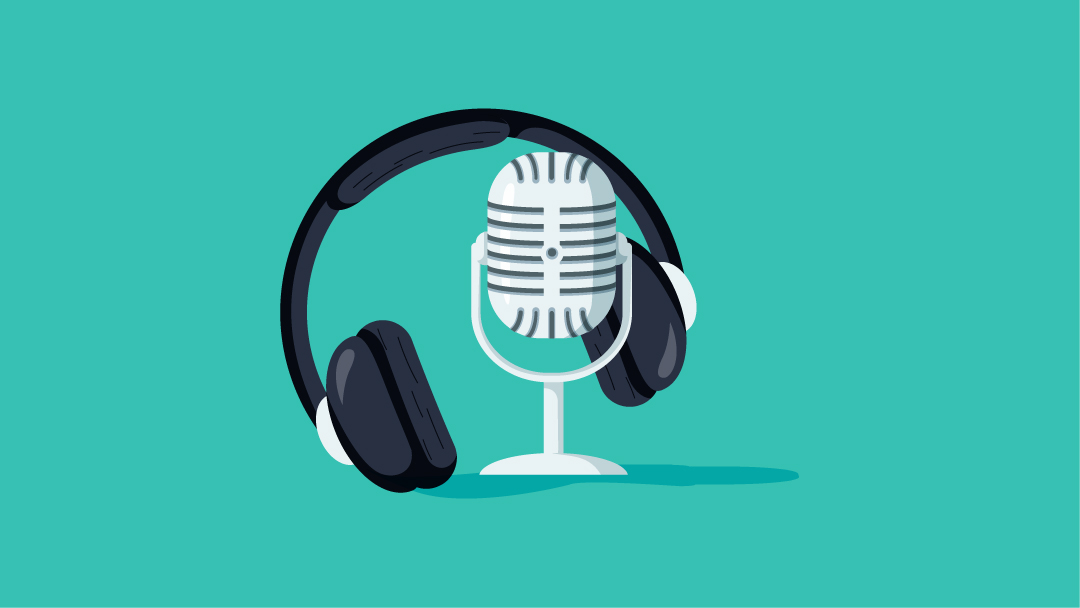 Five top podcasts to get you through the month