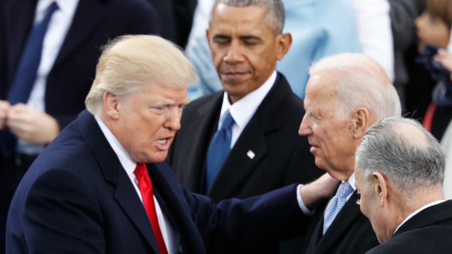 What are the sexual assault allegations against Joe Biden and Donald Trump?